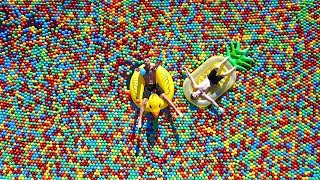 Download OUR NEW BALL PIT!! Video