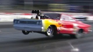 Download SCSN Pro Street Drag Racing, 3rd Round Qualifying, 2008 Video