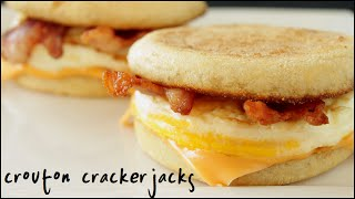 Download Homemade McD's Egg McMuffins - How to Make Your Own McMuffin Video