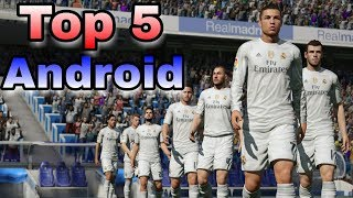 Download Top 5 football games for android । Best football games for android । Soccer games for android Video