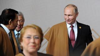 Download Rueda de prensa de Vladímir Putin en el APEC 2016 Video