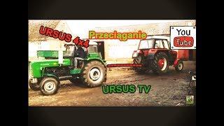 Download Przeciąganie traktorów czyli Ursus 912 vs Ursus C-360 i C-360 4x4 Video
