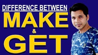 Download DIFFERENCE BETWEEN MAKE & GET Video