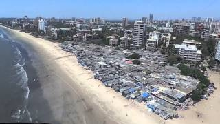 Download JUHU HELICOPTER VIEW Video