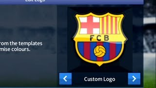 Download How To Import FC Barcelona Logo In Dream League Soccer 17... Video