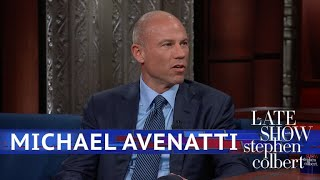 Download Michael Avenatti Presents New Evidence Against Michael Cohen Video
