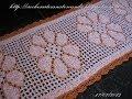 Download Como contornar desenhos em crochê filê - Artesanatos em Crochê Vanda Video