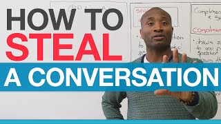 Download Conversation Skills - How to STEAL a conversation Video