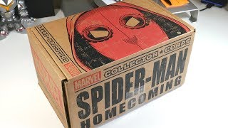 Download Unboxing Spider Man Subscription Box Video