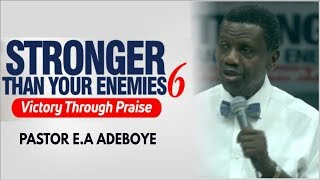 Download Pastor E.A Adeboye Sermon @ RCCG June 2018 HOLY GHOST SERVICE Video