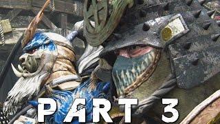 Download FOR HONOR Samurai Campaign Walkthrough Gameplay Part 3 - Ayu Video