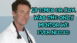 Download 18 Times Dr. Cox From ″Scrubs″ Was The Only Mentor We Ever Needed Video