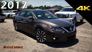 Download 2017 Nissan Altima 2.5 SL - Detailed Look in 4K Video