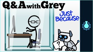 Download Q&A With Grey: Just Because Edition Video