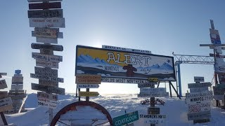 Download Alert Canada: The northernmost settlement in the world Video