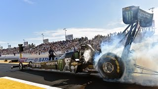 Download Dirt Shark - Brittany Force Top Fuel Dragster Video