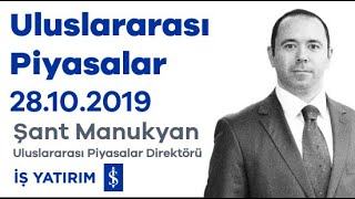 Download 28.10.2019 | Şant Manukyan | Piyasalar Video