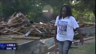 Download Home where Shavon Randle died torn down Video