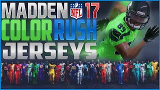 Download Madden NFL Top 10 Color Rush Jerseys Video