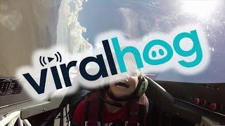 Download Kid Feels Effects of 8G's || ViralHog Video