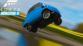 Download Forza Horizon 4 - Fails #7 (FH4 Funny Moments Compilation) Video