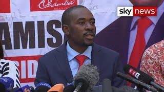 Download In full: Nelson Chamisa believes election was won by his party Video