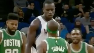 Download Isaiah Thomas SLAMMED To The Ground By Gorgui Dieng Video