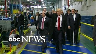 Download Trump Speaks to Carrier Employees Video