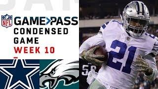 Download Dallas Cowboys vs. Philadelphia Eagles | NFL Week 10 Game Pass Condensed Game Video