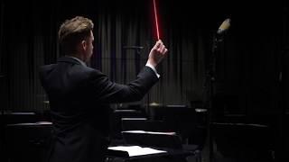 Download Stjórnandinn slær í fyrir Star Wars bíótónleika Video