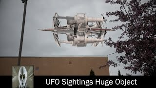 Download UFO Sightings Huge Unknown Object May 22nd 2017 Video
