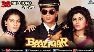 Download Baazigar - Hindi Movies Full Movie   Shahrukh Khan Movies   Kajol   Shilpa Shetty   Bollywood Movies Video