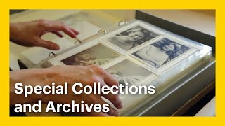 Download Goldsmiths Library Special Collections and Archives Video