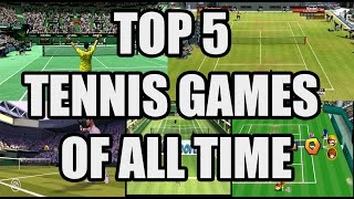 Download Top 5 Tennis Games of All Time Video