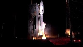Download GOES-R launched by Atlas V 541 Video