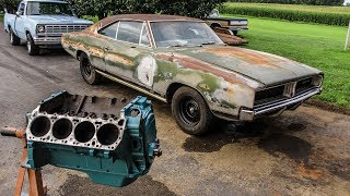 Download 1969 DODGE CHARGER 440 BUILD! Video