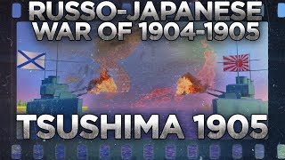 Download Russo-Japanese War 1904-1905 - Battles of Port Arthur, Yellow Sea and Tsushima DOCUMENTARY Video