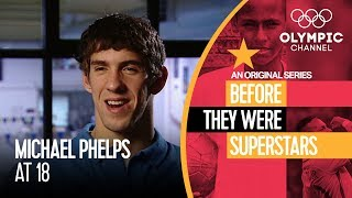Download When Michael Phelps Was Just a Teenager | Before They Were Superstars Video