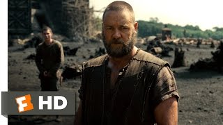 Download Noah (3/10) Movie CLIP - Your Time Is Done (2014) HD Video