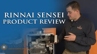 Download Rinnai Sensei Tankless Water Heater Product Review Video