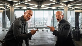Download 'Fast & Furious Presents: Hobbs & Shaw' Official Trailer #2 (2019) | Dwayne Johnson, Jason Statham Video