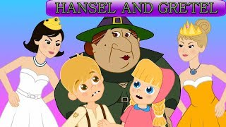 Download Kids Story Collection | Hansel and Gretel - 12 Dancing Princesses Video