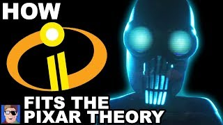 Download How Incredibles 2 Fits Into The Pixar Theory Video