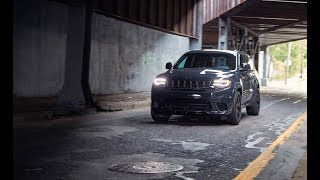 Download 2018 Jeep Grand Cherokee Trackhawk Features Preview | Best Cars News Video
