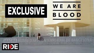 Download We Are Blood Exclusive Clip - Paul Rodriguez & Tiago Lemos explore Barcelona, Spain Video