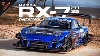 Download Mazda RX-7 Time Attack โดดเด่นไม่ซ้ำใคร ด้วยชุดพาร์ทสุดอลัง แถมยังใช้งานในชีวิตประจำวันได้อีกด้วย Video