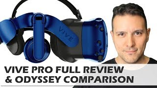 Download HTC Vive Pro Review & Comparison With Samsung Odyssey: Why You Should Not Buy The Vive Pro Now Video