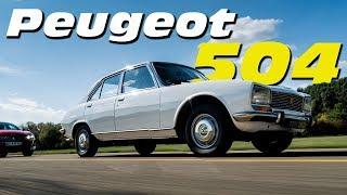 Download Essai rétro Peugeot 504 GL Video