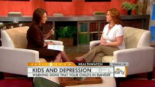 Download Teen Depression Warning Signs Video