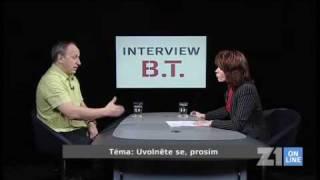 Download Interview BT, host: Jan Kraus (Někteří lidé říkají) Video